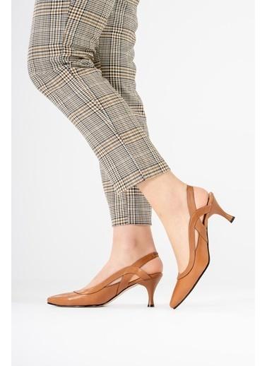 CZ London Sandalet Taba
